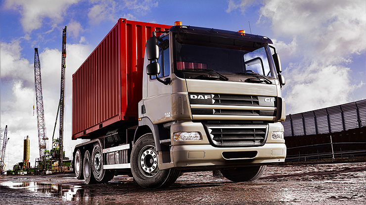 DAF CF fit for the job